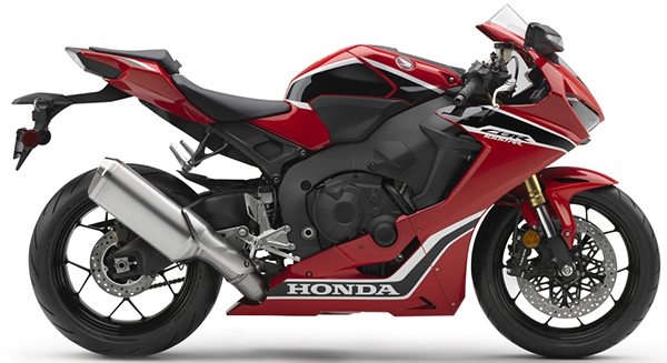 2017 Honda CBR1000RR