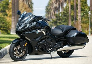 BMW's new K 1600 B was built with the American market in mind.