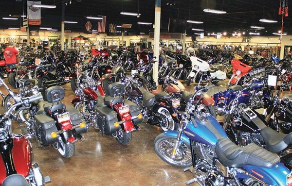 The dealership was renamed Southern Devil Harley-Davidson after the Southern Devil scorpion, which is common in many areas of northern Georgia.