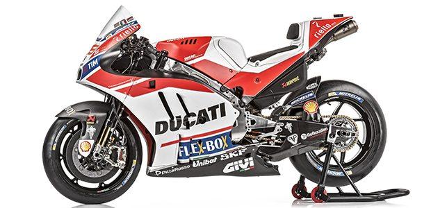 Ducati Feature