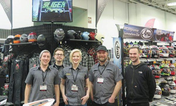 2016 Power 50 dealer Simply Street Bikes, of Eden Prairie, Minnesota, was represented at the Minneapolis IMS.