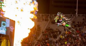 Eli Tomac Salt Lake City