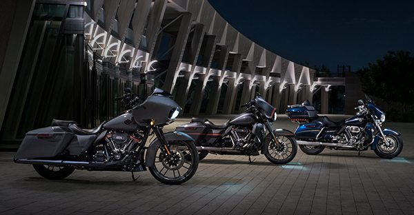 Harley-Davidson 2018 CVO