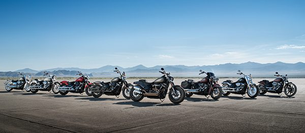 Harley-Davidson 2018 Softail