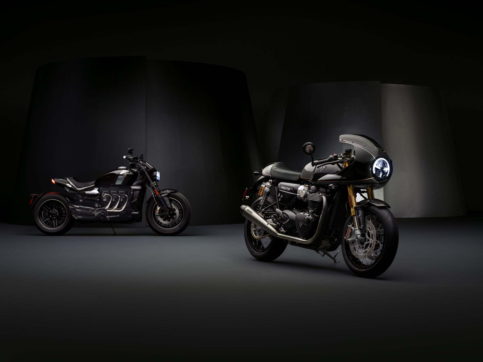 383af6535f9f With the 2019 launch of the all-new exclusive Triumph Factory Custom line
