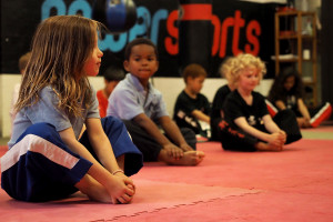 Kids Kung Classes