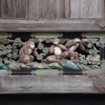 日光東照宮の三猿の意味とその秘密のストーリー!