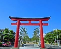 鶴岡八幡宮 参道