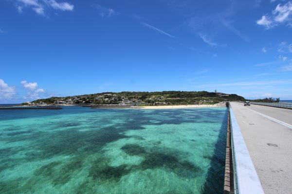 【口コミ】沖縄の古宇利島が究極のパワースポットかも!