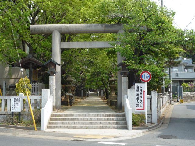 「天照皇大御神」がお祀りされている神社【船橋大神宮】とは