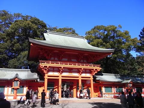 【口コミ】竹内結子さんが話していたパワースポット「氷川神社」