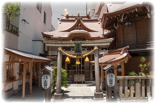 【口コミ】強運の小網神社のパワーで金運ゲット!