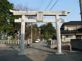 パワースポット!多祁御奈刀弥神の妹を祀る神社「建島女祖命神社」