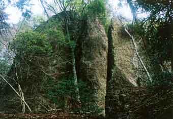 パワースポット!天岩戸伝説のモデルにされた?「立岩神社」を紹介