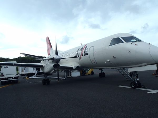 屋久島飛行機