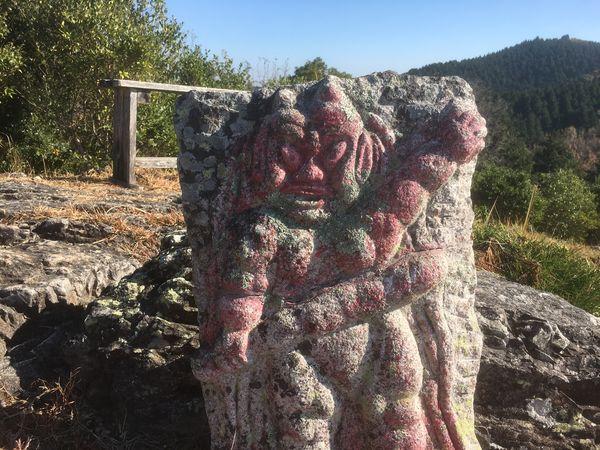 鬼の鼻山展望台