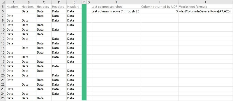 Excel VBA Last Row, Last Column: Step-by-Step Guide and 20