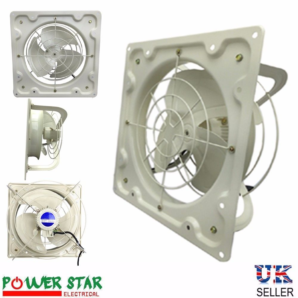 Commercial Extractor Fans Industrial Exhaust Fan Garage Ventilation Fans Powerstarelectricals Co Uk
