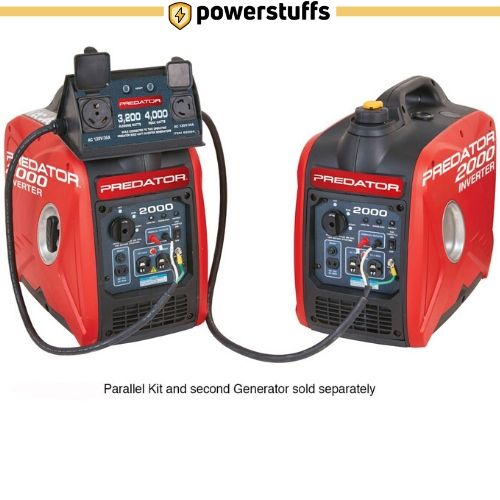 Predator 2000 Generator Review Super Quiet Inverter
