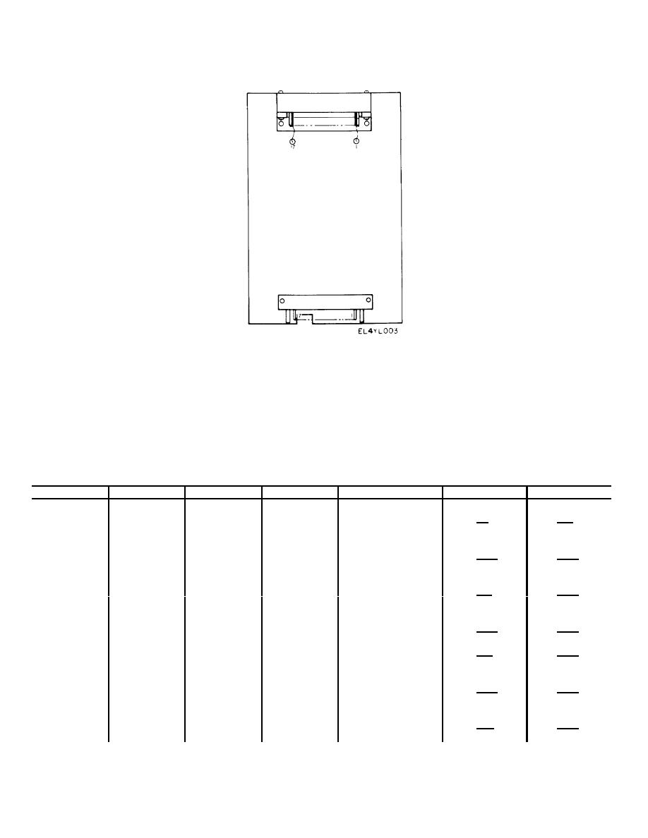 Figure 5-9. Extender Test Board. SM-D-9 13115.
