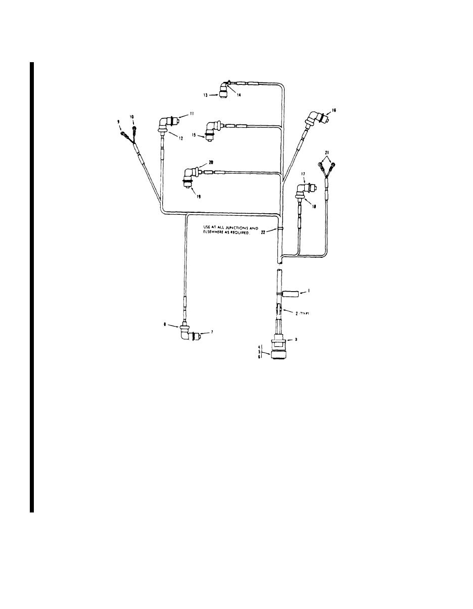 Figure 4-72C. Wiring Harness Assembly