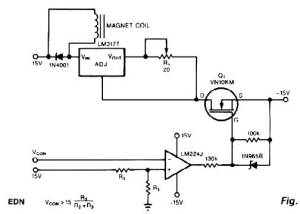 Current Source/ Regulator