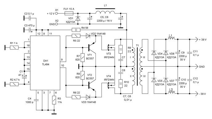 car amplifier power supply car amplifier power supply power supply circuits  at alyssarenee.co