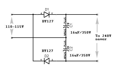 Trafeller shaver adapter