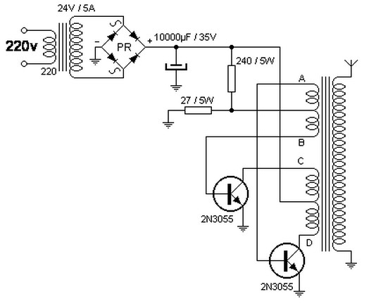 Transformer Primary Wiring Transformer Winding Resistance