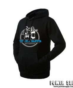 Power Supps Mens Hoodies  XXX Large