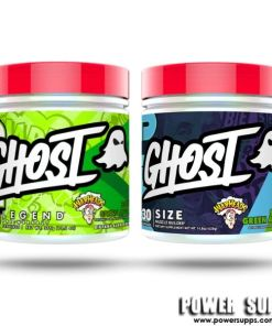 ghost legend size stack