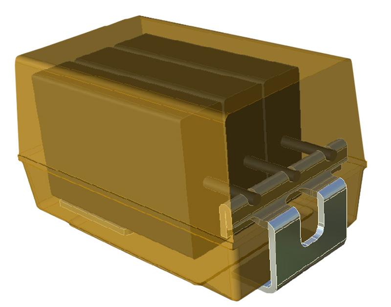 Low ESR Tantalum Capacitors