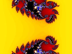 Fractal Art - [tiger render] [pt.2] 001
