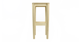 Cruciform Bar Stool