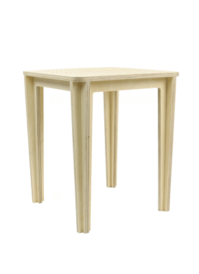 Cruciform Stool