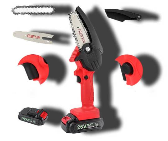 Mini-Chainsaw-Cordless-Power-Electric-Chain-Saws-4-Inch-Battery-Power-Chainsaw-Small-Portable-One-Hand-Handheld