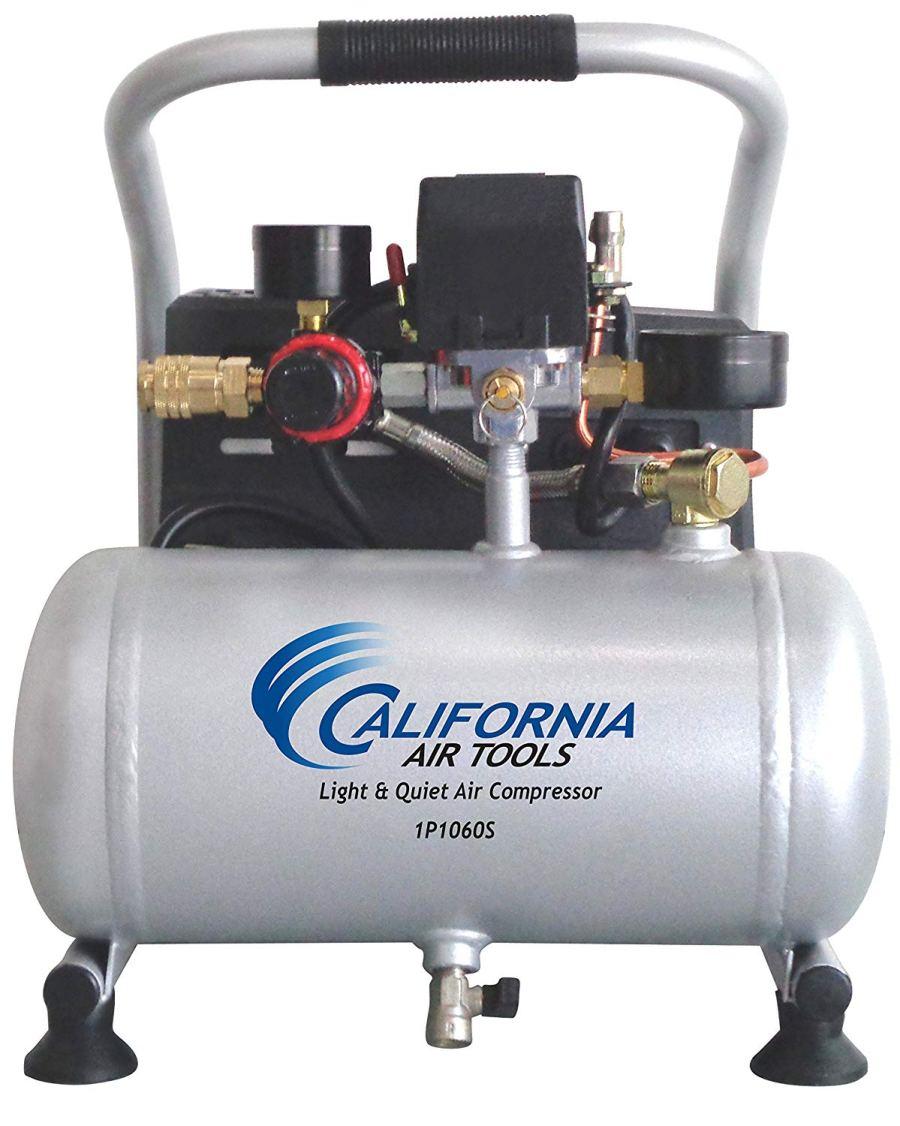 California Air Tools; CAT-1P1060S Portable Air Compressor