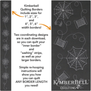 Kimberbell's Background Quilting Designs