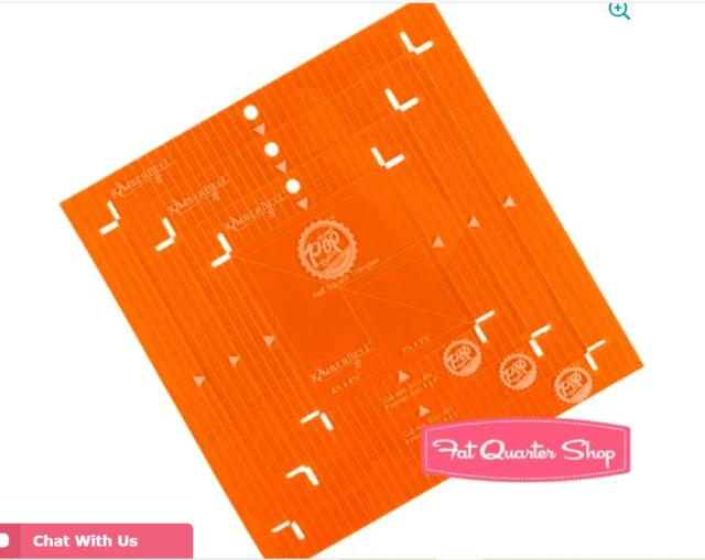 Orange Pop Rulers