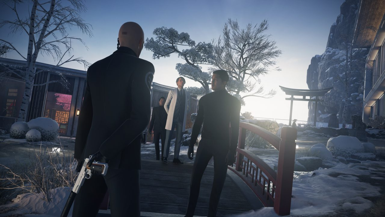 Hitman Hd Enhanced Collection Includes Blood Money And Absolution Powerup
