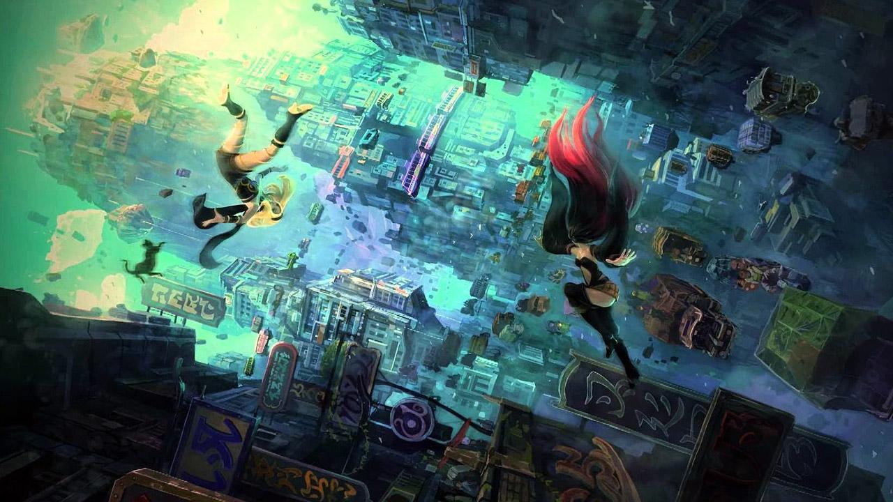 Gravity Rush 2 delayed into 2017