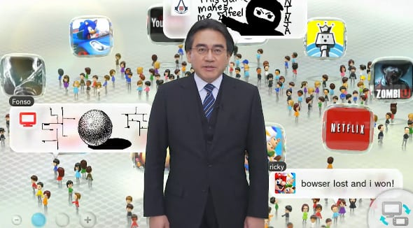 Explore Satoru Iwata's history thanks to Did You Know Gaming