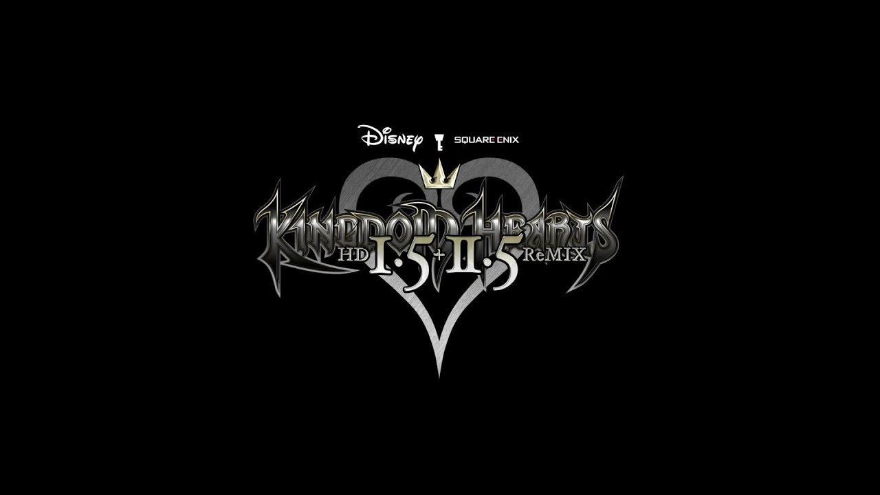 Kingdom Hearts 1.5 + 2.5 ReMIX is coming to PS4