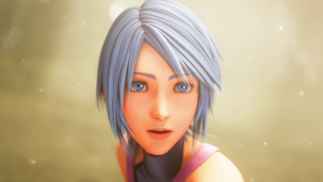 Watch Kingdom Hearts 2.8's opening cinematic