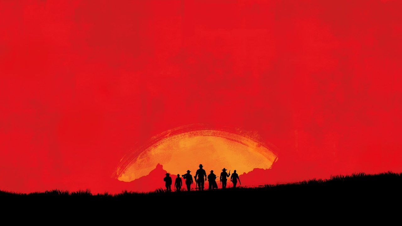 Rockstar posts a second image teasing Red Dead Redemption 2