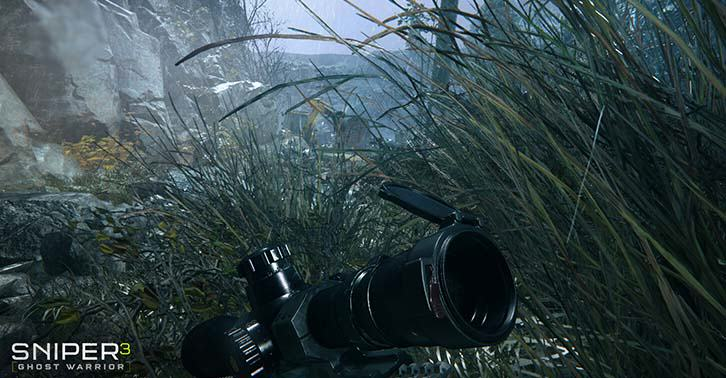 Sniper: Ghost Warrior 3 heads into an open world