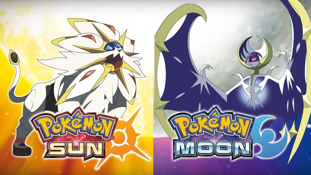 Pokémon Sun and Moon demos available today
