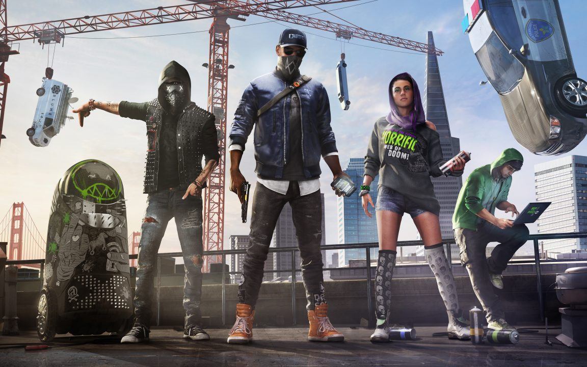 What Watch_Dogs 2 can teach us about friendships and assumptions