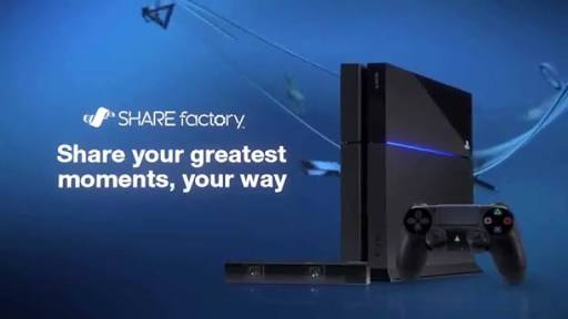 You can now create GIFs from PS4 footage
