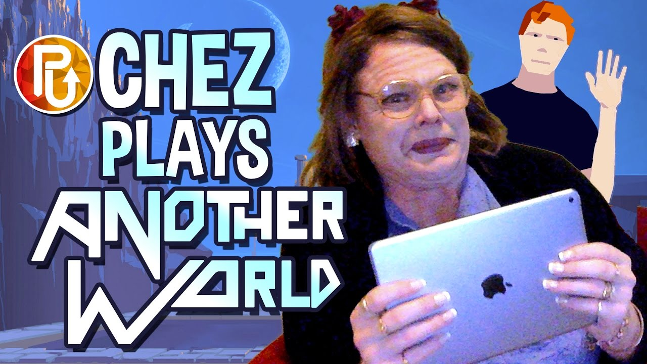Cherylyn Barnes plays Another World for PowerUp!